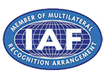 IAF Menber certification